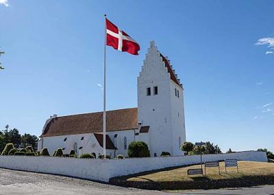 Residens Moen-galleri-fanefjord-kirke