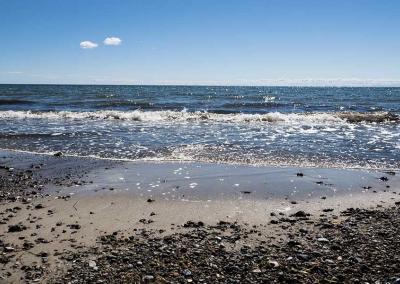 Sommer på Møn_Rytzebæk_strand