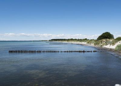 Sommer på Møn_klintholm_havn_strand