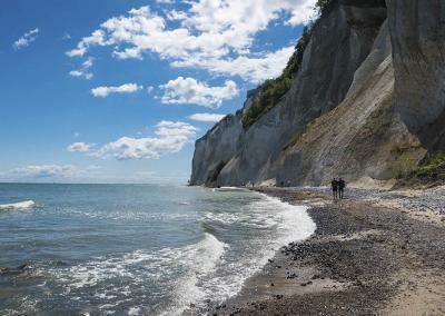 Sommer på Møn_møns_klint_strand