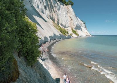 Sommer på Møn_møns_klint_strand_trappe