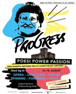 Program Elsa Gress Festival